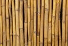 Port Neill Bamboo fencing 2
